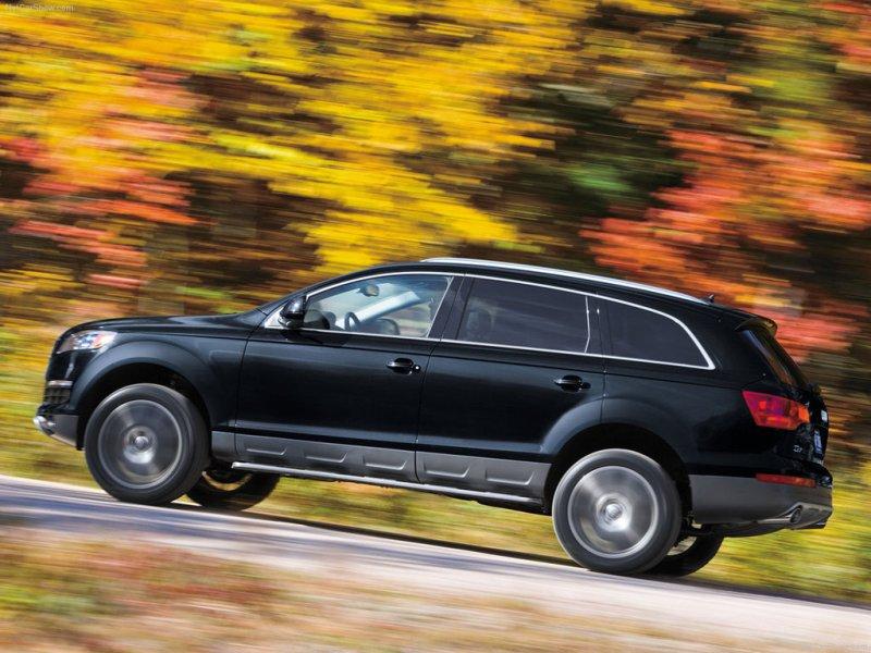 Audi Q7 Fotos