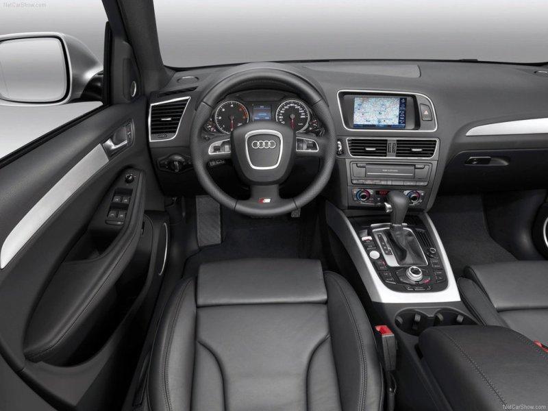 Audi Q5 Fotos