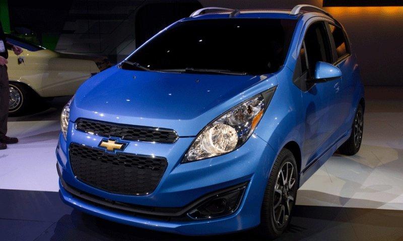 Chevrolet Spark Fotos