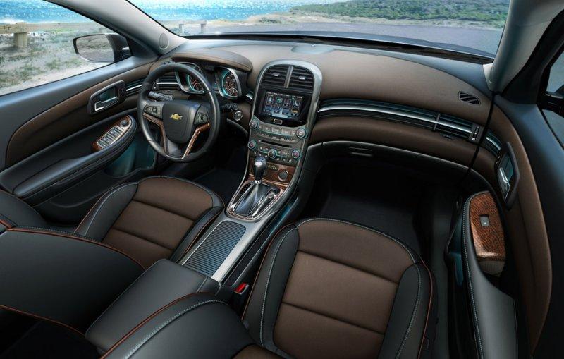 Chevrolet Malibu Fotos
