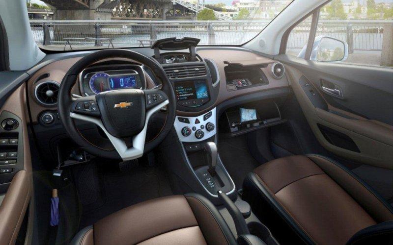 Chevrolet Trax Fotos