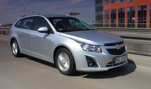 Chevrolet Cruze Fotos