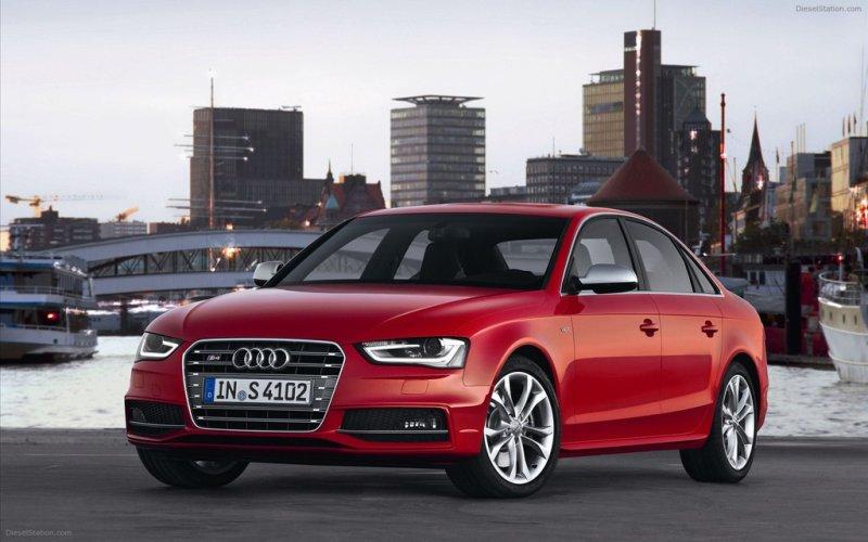 Audi S4 Fotos
