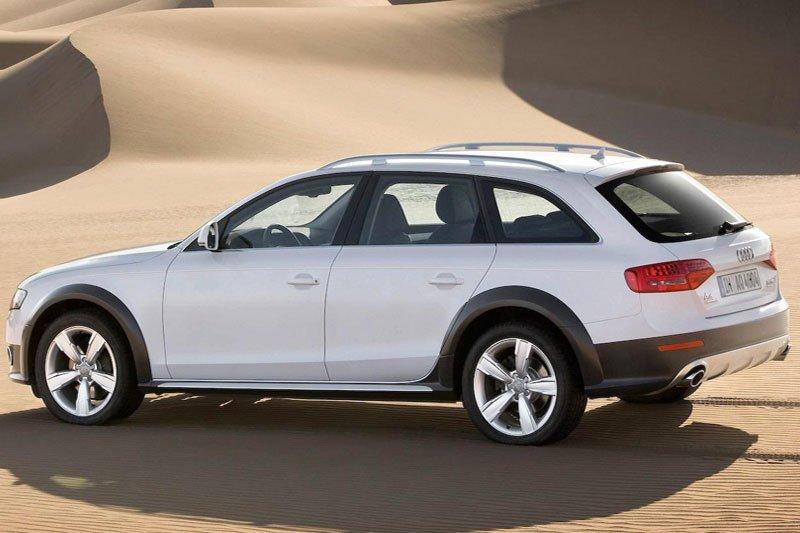 Audi A4 allroad quattro Fotos