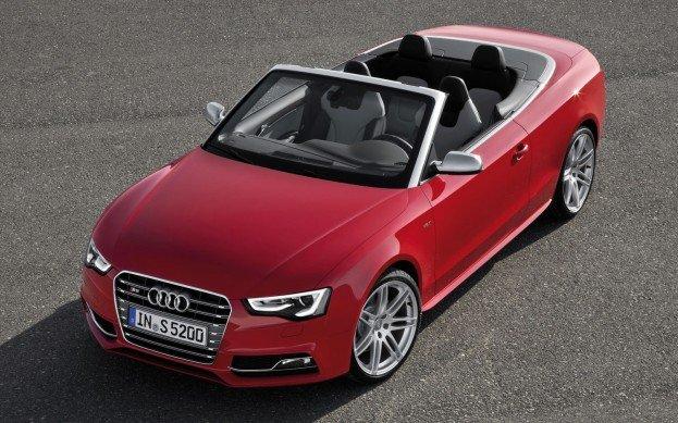 Audi A5 Fotos