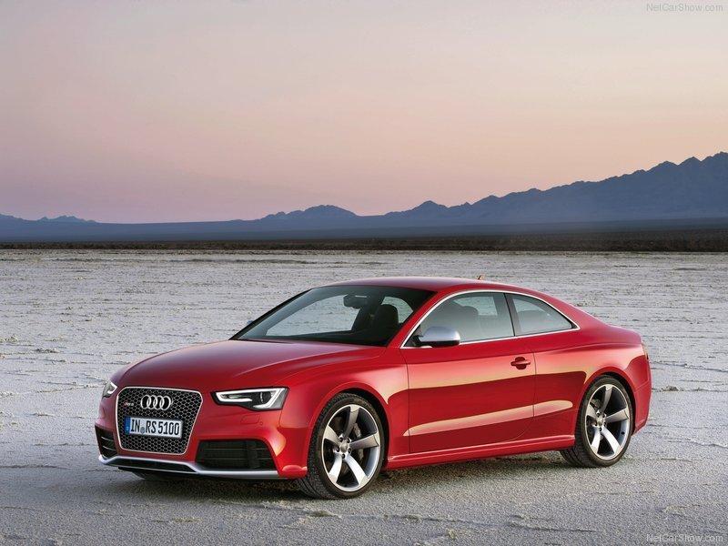 Audi RS5 Fotos