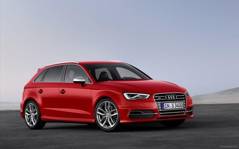 Audi S3 Fotos