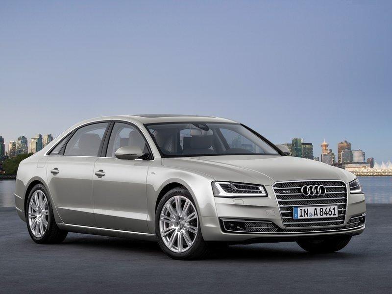Audi A8 L Fotos