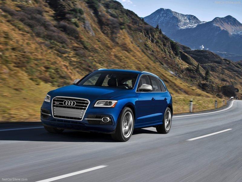 Audi SQ5 Fotos