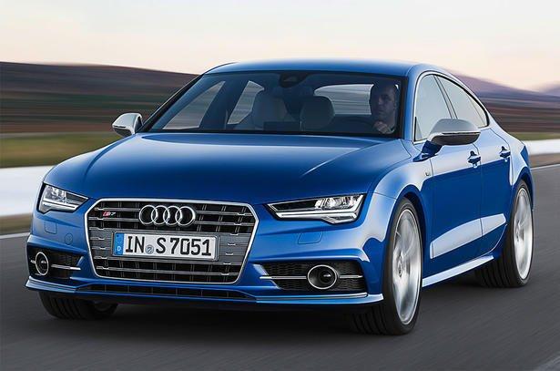 Audi S7 Fotos