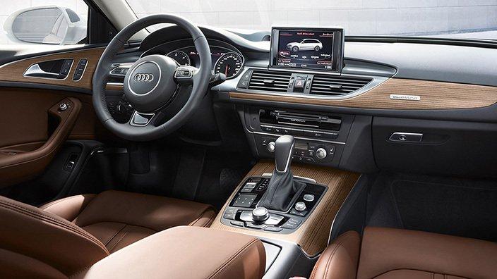 Audi A6 Fotos