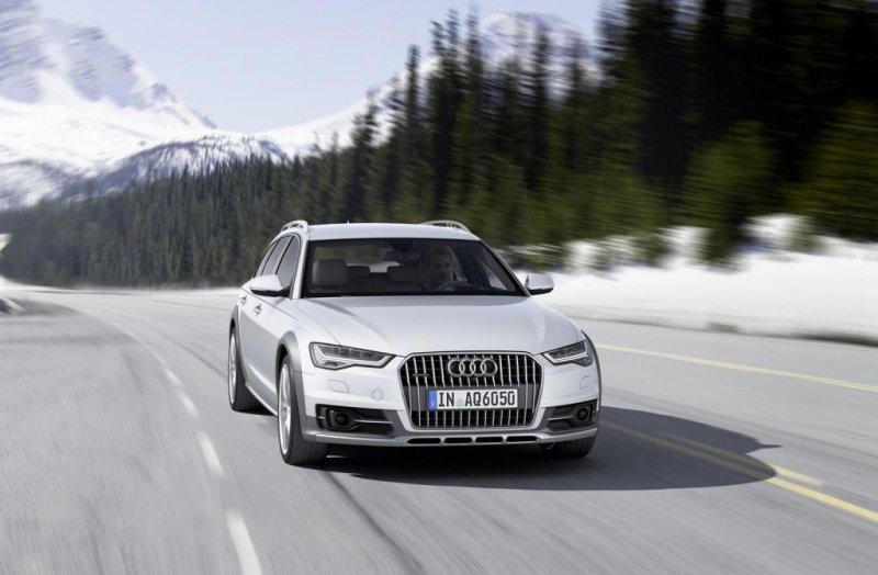 Audi A6 allroad quattro Fotos
