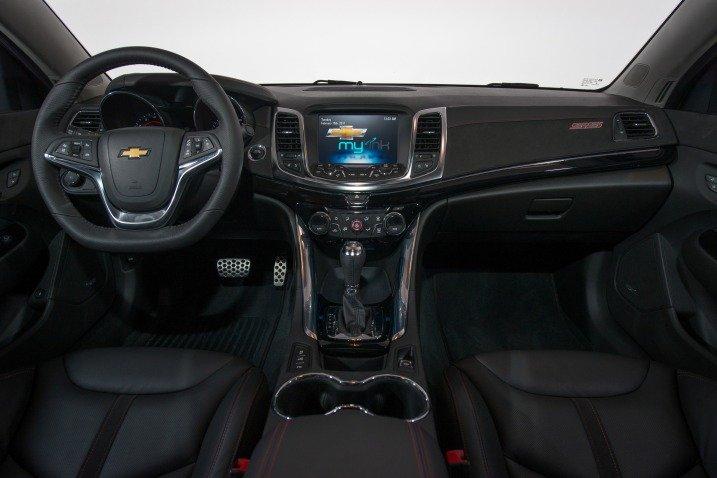 Chevrolet SS Fotos