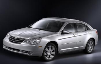 2014 Chrysler Sebring foto