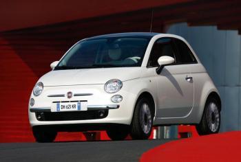 2014 Fiat 500 foto