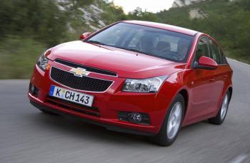 2014 Chevrolet Cruze foto