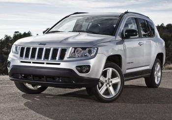 2014 Jeep Compass foto