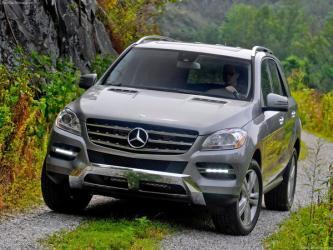 2014 Mercedes Clase M foto