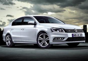 2014 Volkswagen Passat foto