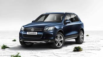 2014 Volkswagen Touareg foto