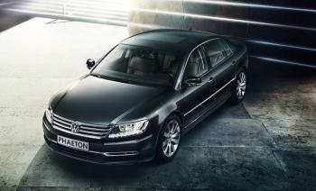 2014 Volkswagen Phaeton foto