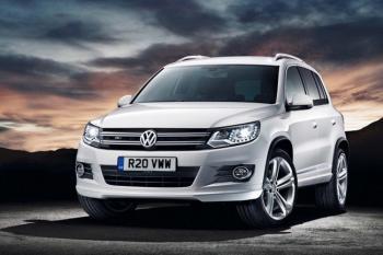 2014 Volkswagen Tiguan foto