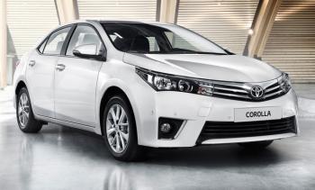 2014 Toyota Corolla foto