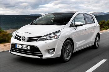2014 Toyota Verso foto