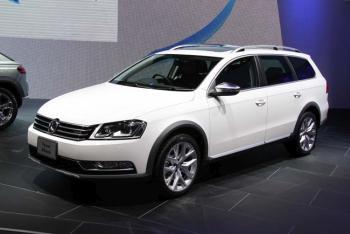 2014 Volkswagen Passat Alltrack foto