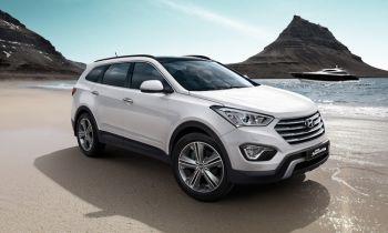 2014 Hyundai Grand Santa Fe foto