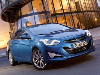 2014 Hyundai i40 foto