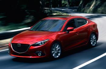 2014 Mazda 3 foto