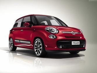 2014 Fiat 500L foto