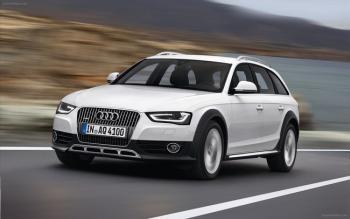 2014 Audi A4 allroad quattro foto