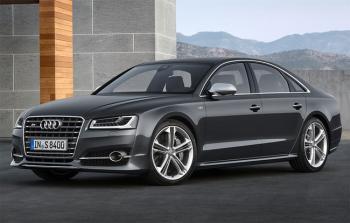 2014 Audi S8 foto