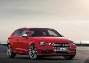2014 Audi S3 foto