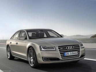 2014 Audi A8 foto