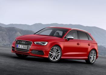 2014 Audi S3 Sportback foto