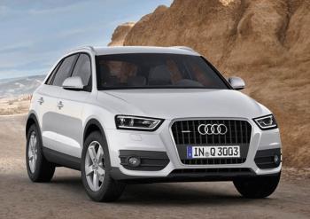 2014 Audi Q3 foto