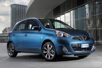 2014 Nissan Micra foto