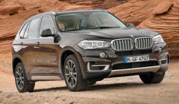 2014 BMW X5 foto
