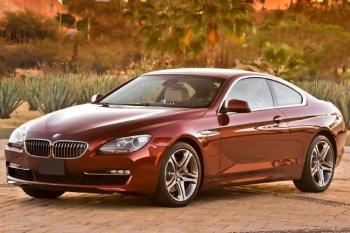 2014 BMW Serie 6 foto