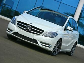 2014 Mercedes Clase B foto