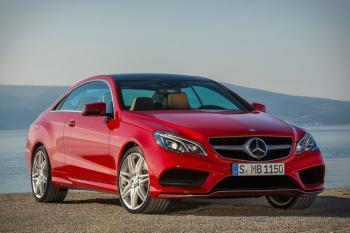 2014 Mercedes Clase E foto
