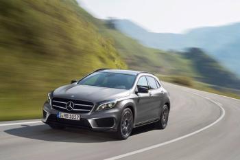 2014 Mercedes Clase GLA foto