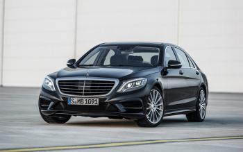2014 Mercedes Clase S foto