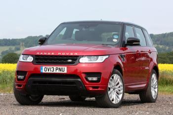 2014 Land Rover Range Rover Sport foto