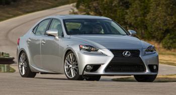 2014 Lexus IS foto