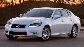 2014 Lexus GS foto