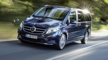2014 Mercedes Clase V foto